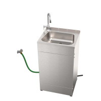 EPS1015 Hose Supply/Waste Portable Sink