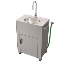 PS1020 Hose Supply Portable Sink