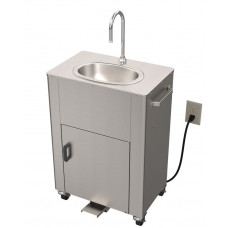 PS1131 On Demand Pump Foot Pedal Operated Portable Sink